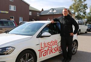 Nicklas Flodberg tycker att det ska bli spännande att öppna upp en filial i Sveg igen.– Efterfrågan är stor, säger han.