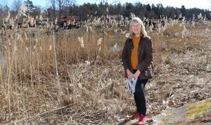 - Det handlar om att ta hand om eldsjälarna, säger Lena Svenonius om arbetet med hembygdsföreningen.