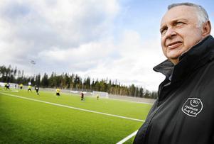 Bosse Johansson är imponerad av ÖFK:s framfart och trion Kindberg, Potter och Landin.