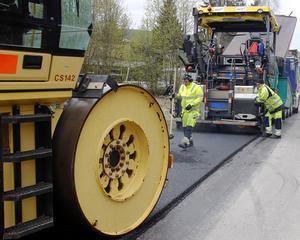 Asfaltering i Hagaström sker 2023, meddelar kommunen.