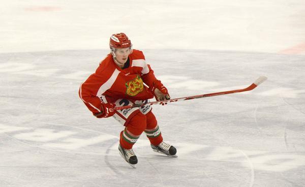 Erik Flood var Dalarnas stora stjärna Dalarnas finalkull 2006, men försvann sedan till Modo. Får just nu sparsamt med istid i Mora IK.