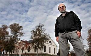Bo Zetterlund tidigare präst i Hedemora är nu vikarierande präst i Bjursås församling.Foto: MIKAEL ERIKSSON