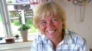 Ann-Mari Åström, född Andersson, har avlidit. Hon växte upp i Möklinta. Foto: Privat