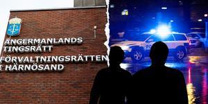 Det var i september 2018 som de båda männen ska ha gjort sig skyldiga till misshandel i Örnsköldsvik.