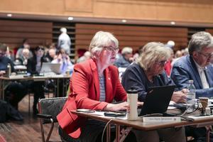 Den förra regionstyrelsen med ordförande Ann-Marie Johansson (S) beviljas inte ansvarsfrihet. Det står klart efter onsdagens omröstning i regionfullmäktige. Därmed följer fullmäktige revisorernas rekommendation.