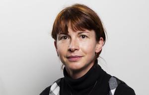 Beata Milewczyk, gruppledare för Sverigedemokraterna i Södertälje.