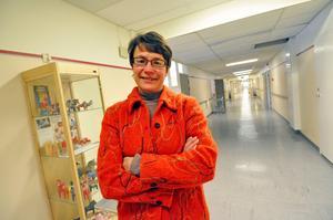 Birgitta Sacrédeus (KD) har krävt BB i Mora åter sedan det stängdes tillfälligt 2009.