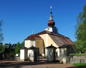 Den 13 augusti får Leksands kyrka sin första kvinnliga kyrkoherde. Foto: Annki Hällberg/Arkiv.