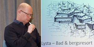 Om resten av politikerna i Ljusdal håller med kommunstyrelsens arbetsutskott, blir det kommunchef Nicklas Bremefors uppdrag att nästa år ta fram ett markanvisningsavtal för Bergsbadet i Järvsö.