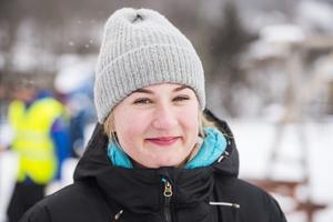 Tindra Olows, 14 år, studerande, Järvsö.