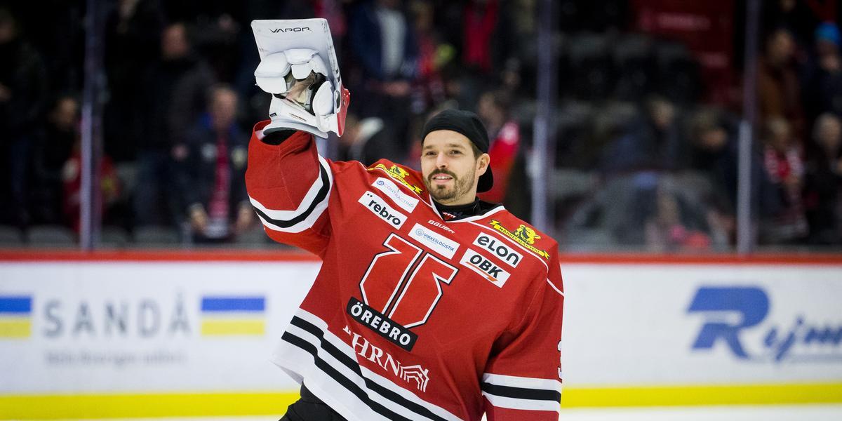 Lämnade Örebro Hockey – det blir ny klubbadress för Dominik Furch