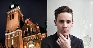 Per Olsson gav den näst sista konserten under Steinway-året i Örnsköldsviks kyrka. Arkivbilder.