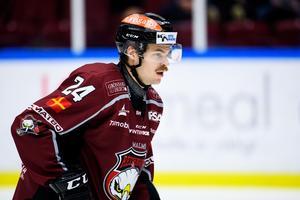 Emil Molin håller till i Malmö den här säsongen och när hans gamla lag var på besök i staden passade han på att vara på plats. Bild: Petter Arvidsson/Bildbyrån