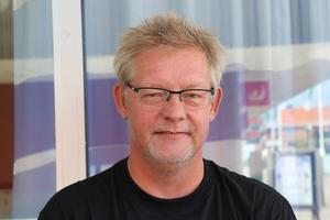 Leif Jonsson, 55 år, alkoholhandläggare, Ovansjö: