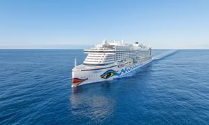 AIDA Cruises är en flitig gäst i sommar. Rederiet besöker Stockholm och Nynäshamn 46 gånger under 2020. Bild: AIDA Cruises