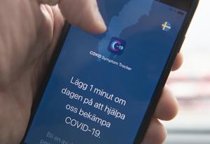 För att kartlägga smittspridningen av covid-19 lanseras en corona-app i Sverige. Arkivbild.