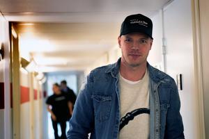 Morten Madsen har nyligen skrivit på för en andra säsong i Timrå.