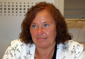 Carina Östansjö, Folkpartiets oppositionsråd.