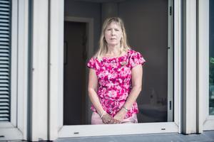 Irené Zecevic, vd för Hörab i Södertälje.