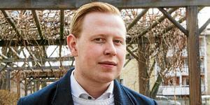 William Olsson från Simpnäs kan bli nytt språkrör för Grön ungdom. Valet avgörs den 9 februari.