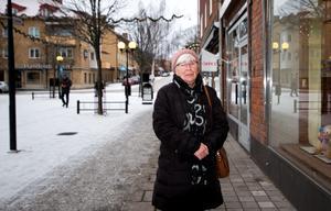Gun-Britt Ågren åker sällan buss. Men nu när hon inte kommer behöva betala för en biljett kanske hon kan tänka sig att åka buss lite oftare.