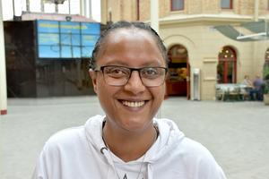 Sharon Assefa.