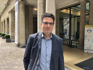 Virologen Steven Van Gucht är en av Belgiens två motsvarigheter till svenske Anders Tegnell.