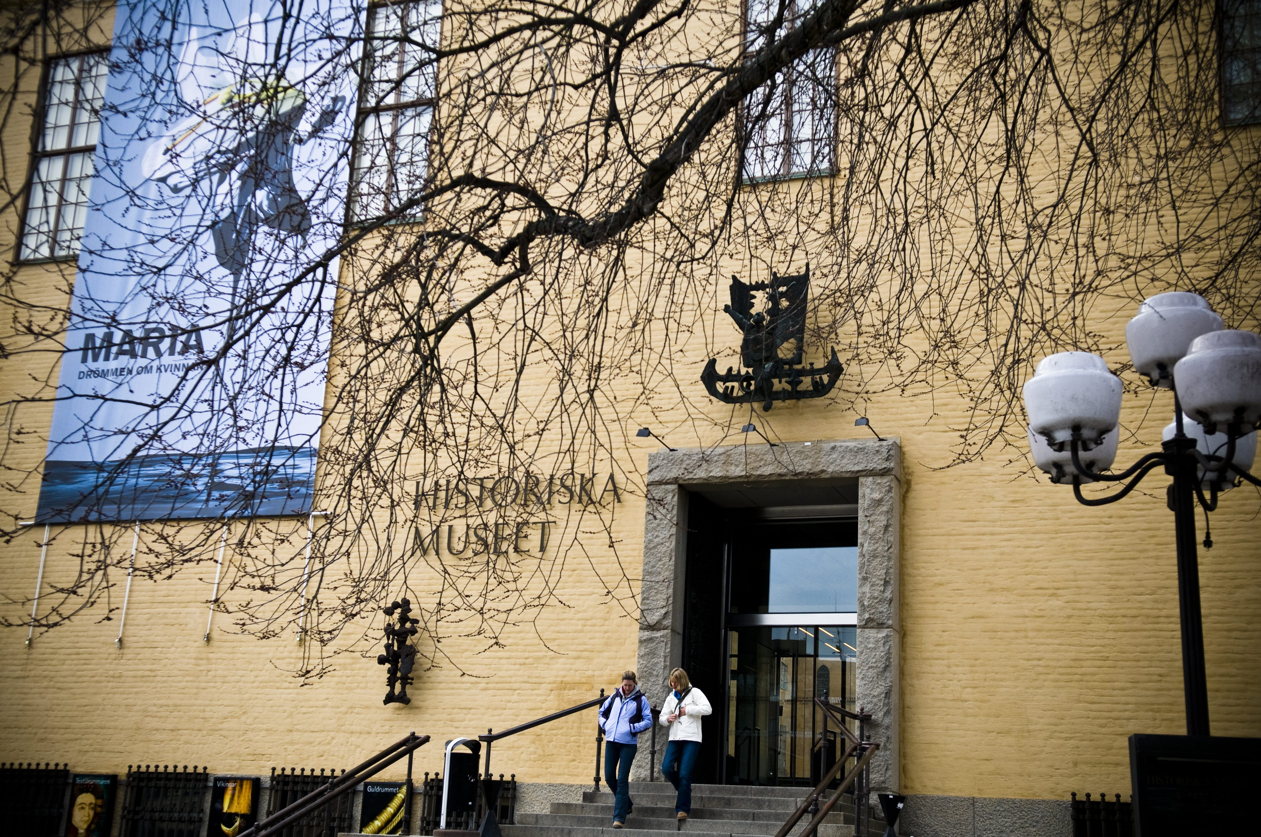 Poliser kritiserar nya museet