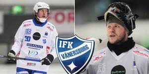 Juho Liukkonen och Kimmo Kyllönen.