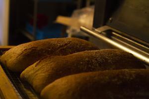Levain är franska för surdegsbröd. I Sverige förknippas ofta Levain med bröd gjort på vetesurdeg.