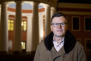 Sverker Ågren (KD), ordförande i Arbetslivsnämnden i Härnösand.