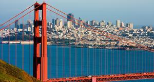 San Francisco är platsen att semestra på 2013.