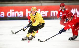 Patrik Johansson, senast i Vetlanda, är klar för Start.