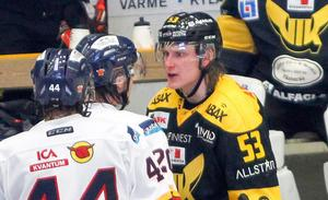 Bilden på Anthon Eriksson drog till sig mycket uppmärksamhet bland VIK-supportrar på Twitter.