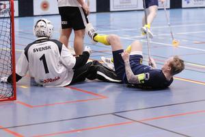 Wallvik vaknade till efter 2–5-underläget och satte press.