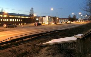 Trafikverket tycker att bilisterna kör för fort kring vägarbetet.