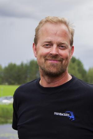 Krister Andersson är en av arrangörerna till Visor vid Rångsjön.