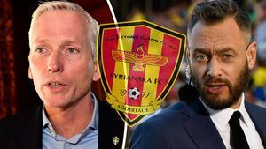 Håkan Sjöstrand intervjuades av Olof Lundh om matchfixningen kring Syrianska .