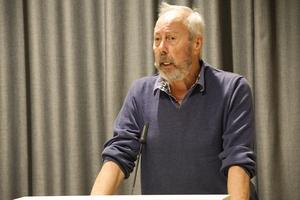 Ramsjöbon Rolf Hjelm tycker fullmäktige borde konsekvensgranska hans medborgarförslag.