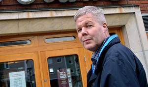 Kommunalrådet Leif Lindström menar att Sportfältet kan bli