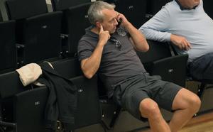 Peter Johansson gläds storligen över beskedet om att hans klubb får en kvarts miljon kronor från BKV.