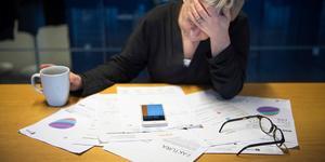 I Gävleborgs län hade 4,8 procent av befolkningen skuld hos Kronofogden vid årsskiftet. Det gör oss till det län i landet med näst högst andel skuldsatta.