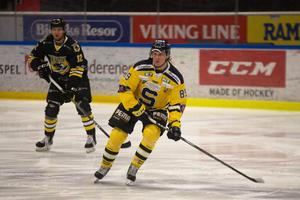 David Åslin är spelklar efter sin tidigare skada