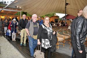 Det blir inga fler konserter på Jazzens museum för stamgästen Ann-Kristin Löf från Åkers styckebruk. Bild: Annemo Friberg