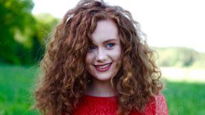 Alexandra Ougleva sjunger under Frälsningsarméns vårkonsert på söndag 19 maj (klockan 16.00).