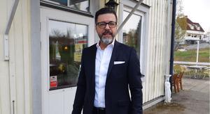 Mohammed A. Raouf, ägare till bland annat Zorbas i Älmsta, blir ny ägare till s/s Norrtelje.