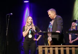 Sofia Mabergs berättar om sina OS-minnen.