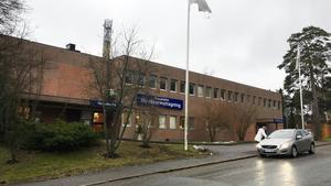Husläkarmottagningen på Bryggargatan i Nynäshamn.