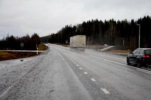 Vid Blåberget väntar trafikstörningar när vägen byggs om.
