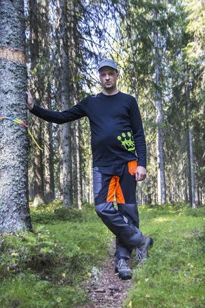 Nu hoppas Anders Göransson att beslutet inte ska överklagas så att han kan påbörja avverkningen i den tio hektar stora granskogen.